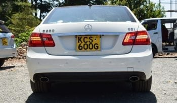 Mercedes Benz E250 Avantgarde full