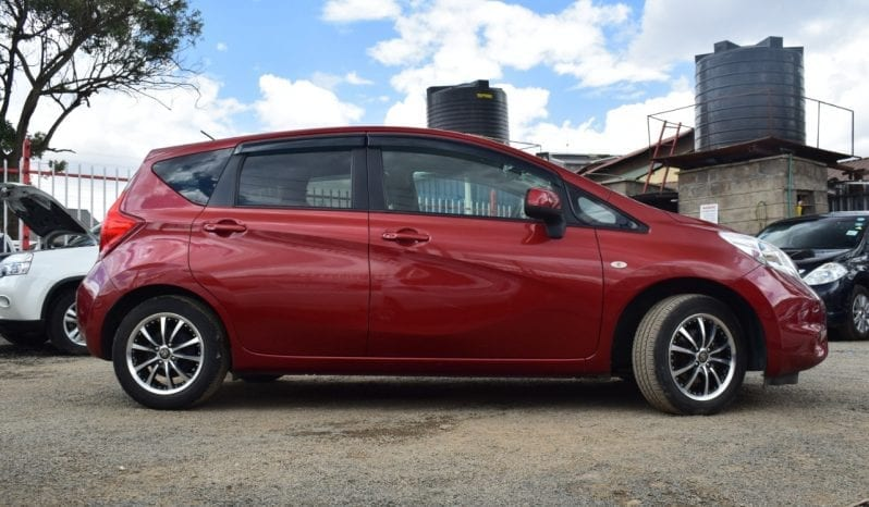 Nissan Note full