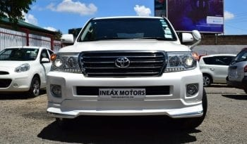 Toyota Landcruiser full