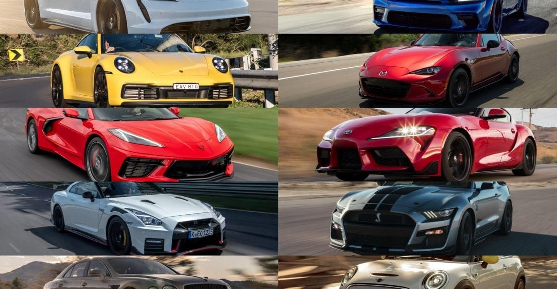 2020 cars that will be classics