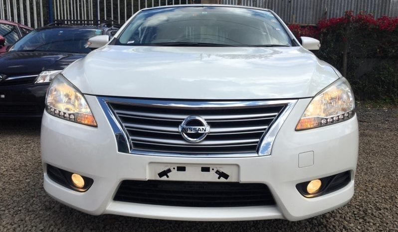 Nissan Sylphy full