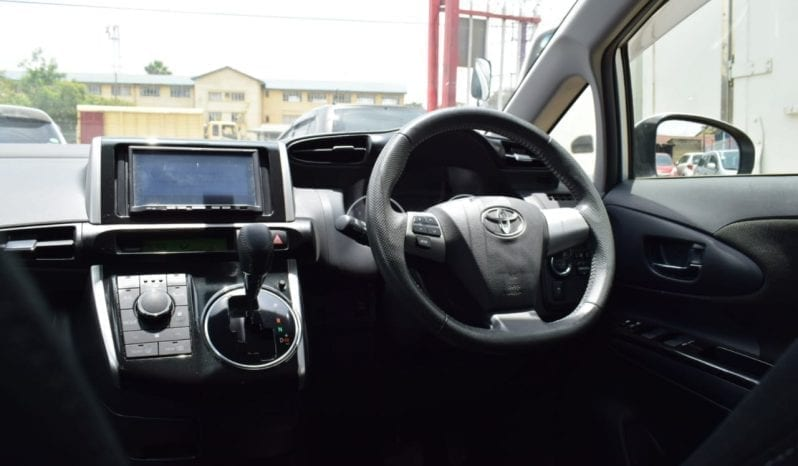 Toyota Wish full
