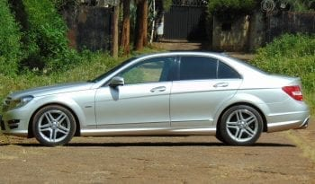 Mercedes-Benz C200 2012 full