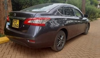 Nissan Sylphy 2012 full