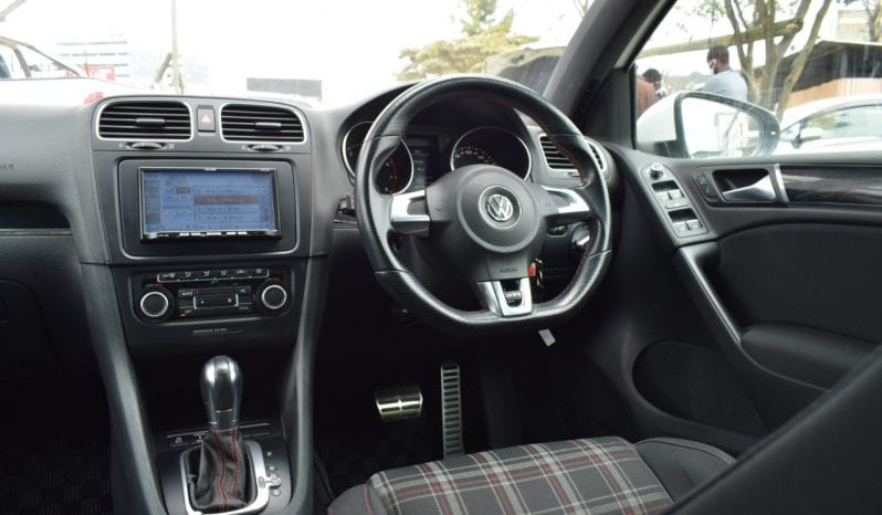 Volkswagen Golf Gti 2012 full