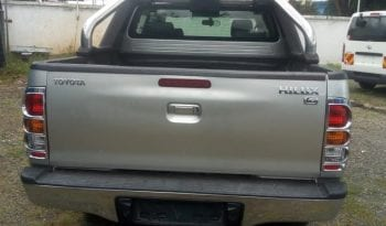 Toyota Hilux Double Cabin 2012 full