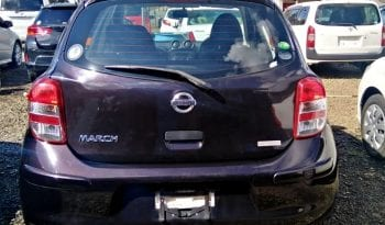 Nissan March 2012 full