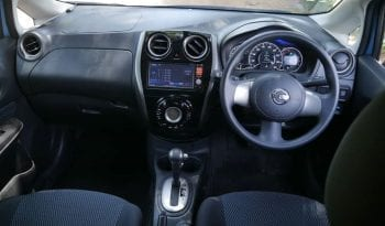 Nissan Note 2013 full