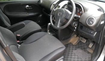 Nissan Note 2009 full
