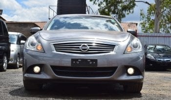 Nissan Skyline 2013 full
