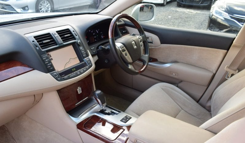 Toyota Crown Royal Saloon 2012 full