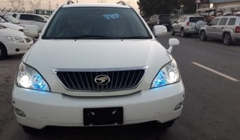 Toyota Harrier 2012 full
