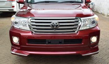 Toyota Landcruiser 2014 full