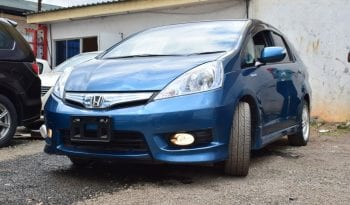 Honda Fit Shuttle 2013 full