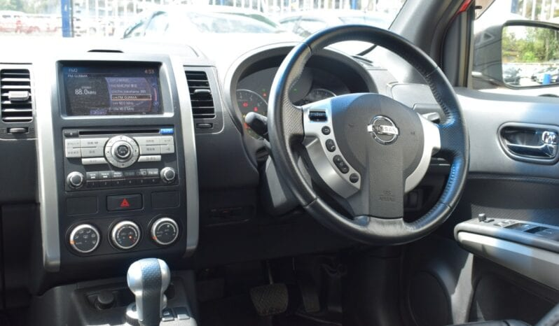 Nissan X-Trail 2013 full