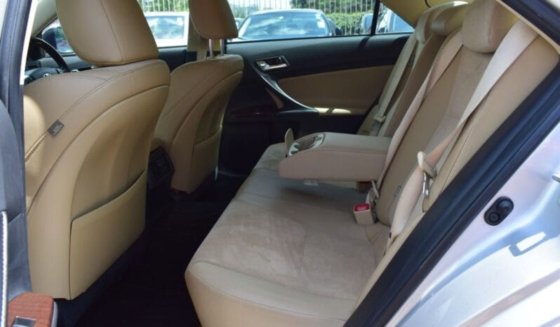 Toyota Mark X 2013 full