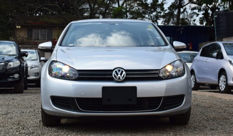 Volkswagen Golf 2013 full
