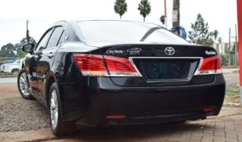 Toyota Crown Royal Saloon 2014 full