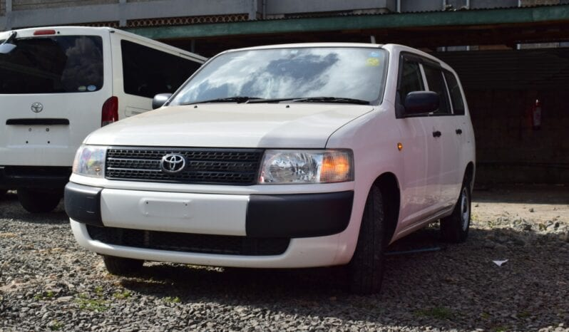 Toyota Probox 2013 full