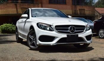 Mercedes-C200-for-sale-Ineax-Motors-Kenya-1