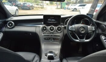 Mercedes-Benz C200 2014 full