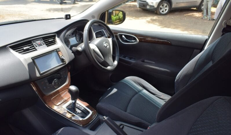 Nissan Sylphy 2013 full