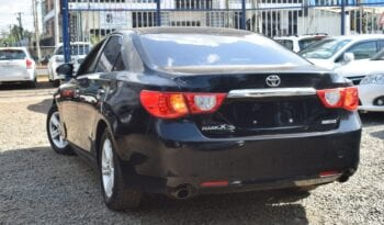 Toyota Mark X 2012 full
