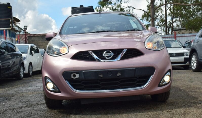 Nissan March 2013 full