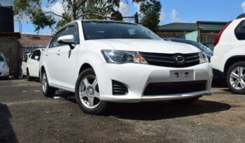 Toyota Axio for sale by Ineax Motors (1)