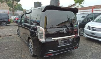 Honda Stepwagon 2013 full
