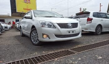 Toyota-Premio-white-for-sale-Ineax-Motors-2