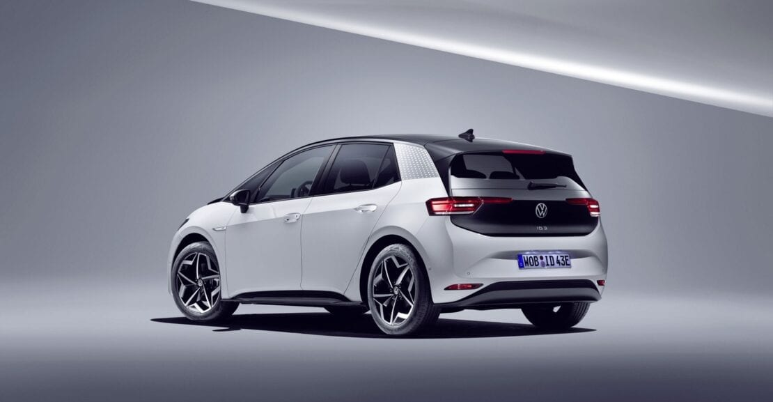 Volkswagen Launches Cheaper ID.3 With Same Range, Reduced Power