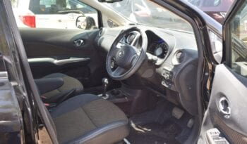 Nissan Note 2014 full
