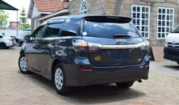 Toyota Wish 2014 full